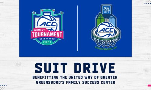 ACC to Hold Suit Drive at Women's, Men's Basketball Tournaments