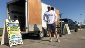 San Antonio business inspired to give back to nonprofits and charities