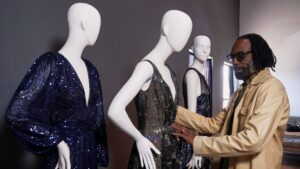 Americans buy clothes as they emerge from pandemic