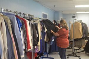 DVIDS - News - Clothing voucher program to provide business attire for Fort Campbell Soldiers, spouses