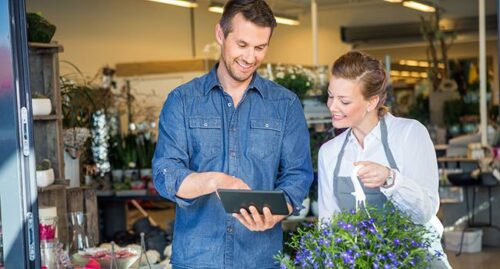 Job growth rate in small businesses increases significantly in April