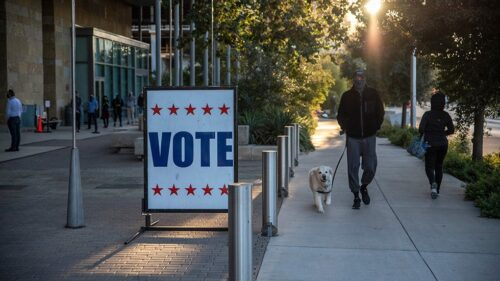 Major corporations, business groups come out against Texas voting law