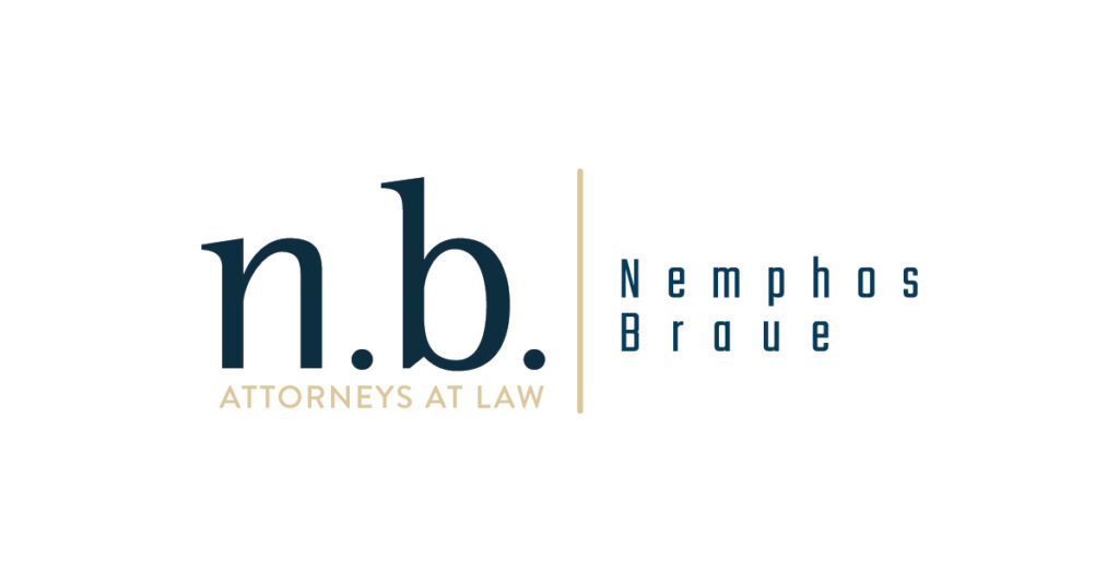 Nemphos Braue Adds Corporate Associate and Paralegal, Bolstering Its Corporate and Business Law Team