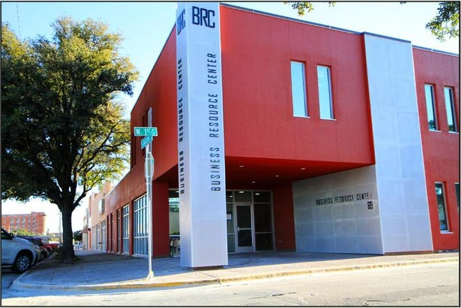 San Angelo's business incubator is called the Business Factory, located downtown in the Business Resource Center, 69 N. Chadbourne St.