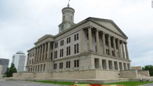 Tennessee law requiring some businesses to post transgender bathroom notices is blocked by a federal judge