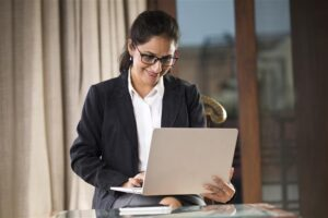 A business suit can improve your self-perception, which further cultivates a sense of control