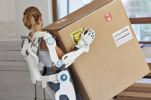 Commentary: Danny Tyree - Exosuits on way to becoming the next business attire
